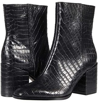 Vionic Harper (Black Croc) Women's Boots