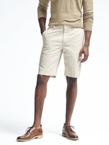 Banana Republic Heritage Side Buckle Short