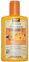 Avalon Vitamin C Balancing Facial Toner 250.75 ml Skincare