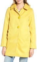 Kate Spade Women's Scallop Edge Raincoat