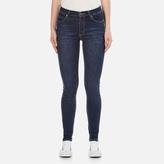 Cheap Monday Women's Second Skin High Waisted Skinny Jeans