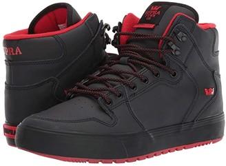 Supra Vaider CW (Black) Men's Skate Shoes