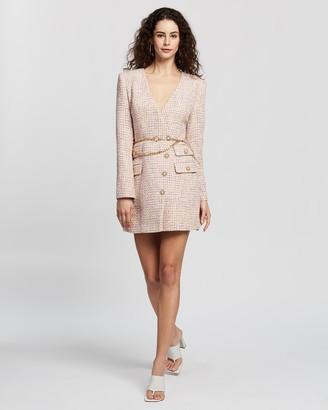 Elliatt Positano Blazer Dress