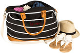 Cathy's Concepts CATHYS CONCEPTS Stripe Weekender Bag Tote
