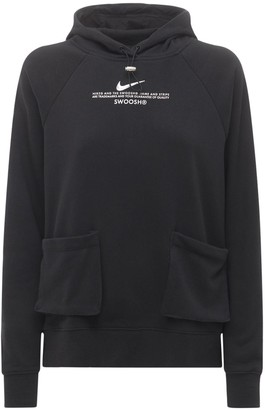 Nike Cotton Blend French Terry Hoodie