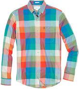 Original Penguin Lightweight Cotton Check Shirt