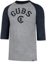 '47 Men's Chicago Cubs Pregame Raglan T-shirt