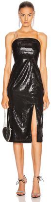 Olivia Rubin Greta Dress in Black | FWRD