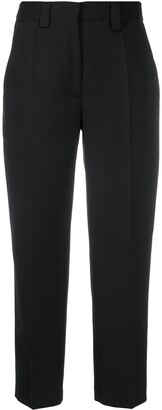 Acne Studios cropped tapered trousers