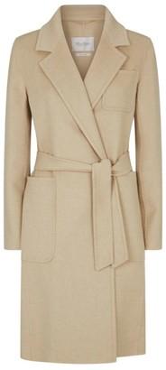 Max Mara Elis Wrap Coat