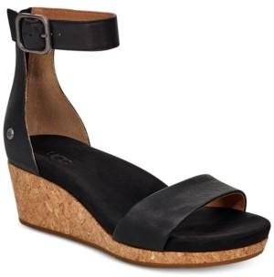 UGG Women's Zoe Ii Wedge Sandals