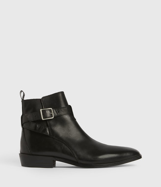 AllSaints Rodeo Leather Boots