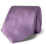 Canali - 8cm Silk-jacquard Tie