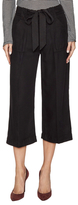 7 For All Mankind Belted Crop Palazzo Pants