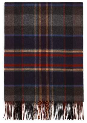 Bloomingdale's The Men's Store at The Men's Store Multi-Color Plaid Scarf - 100% Exclusive