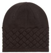 Bottega Veneta Intrecciato-knit Wool Hat