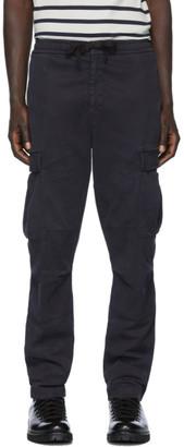Officine Generale Navy Jay Cargo Trousers