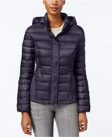 32 Degrees Packable Hooded Puffer Coat, Only at Macy's