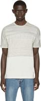 Helmut Lang Grey Dolman Sleeve T-Shirt