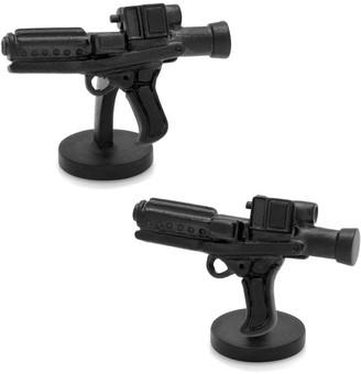 Cufflinks Inc. x Star Wars 3D Stormtrooper E-11 Blaster Cuff Links