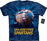 The Mountain Men's San Jose State U Sjsu Football Bt Adult T-Shirt