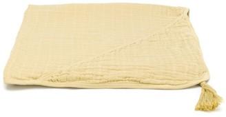 Moumout Tassel Detail Blanket