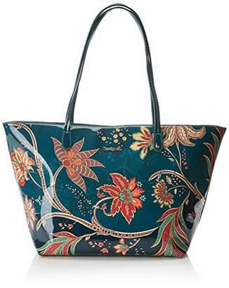 Desigual Bols_discovery_capri Zipper, Women's Shoulder Bag,13x28x30 cm (B x H T)