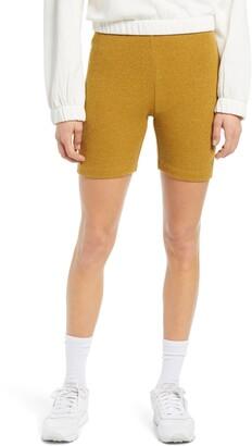 ALL IN FAVOR Knit Bike Shorts