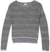 Splendid Girl Marled Sweater