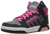 adidas Bb9Tis Mid K Sneaker (Little Kid/Big Kid)