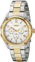 I by Invicta Men's 43659-002 Silver Dial Two-Tone Stainless Steel Watch