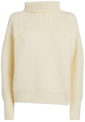 Stella McCartney Wool-Blend Rollneck Sweater