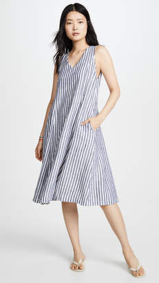 Stateside Linen Shirting Dress