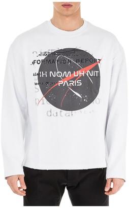 Ih Nom Uh Nit Nasa Sweatshirt