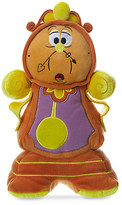 Disney Cogsworth Plush - Beauty and the Beast - Small - 10 1/2''