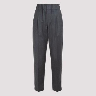 Brunello Cucinelli Tailored Jogger Trousers