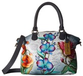 Anuschka 484 Medium Convertible Satchel Handbags