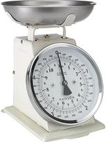 Hanson Traditional Mechanical Kitchen Scale - Cream