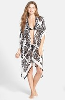 Nordstrom Women's Fringed Swim Cover-Up