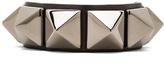 Valentino Medium Rockstud Calfskin Bracelet