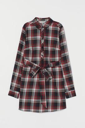H&M MAMA Cotton Tunic - Red