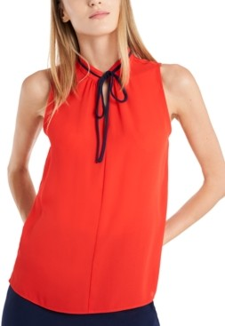 Riley & Rae Abbey Solid Sleeveless Top, Created for Macy's
