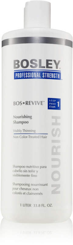 Bosley BosRevive Nourishing Shampoo For Non Color-Treated Hair