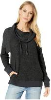 Rip Curl Cosy Fleece (Black Heather) Women's Fleece