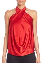 Ramy Brook Harriet Convertible Stretch Silk Top