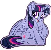 My Little Pony Twilight Sparkle Shaped Rug
