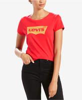 Levi's Cotton Logo-Print T-Shirt