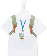 Stella McCartney Stella Tour T-shirt - kids - Cotton - 24 mth
