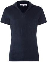 Orlebar Brown Navy Cotton T-shirt