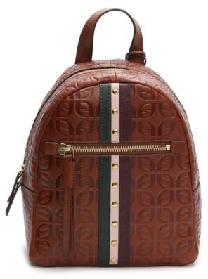 Fossil Megan Leather Backpack